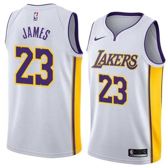 Lebron Lakers White Jersey Online Sales, UP TO 60% OFF